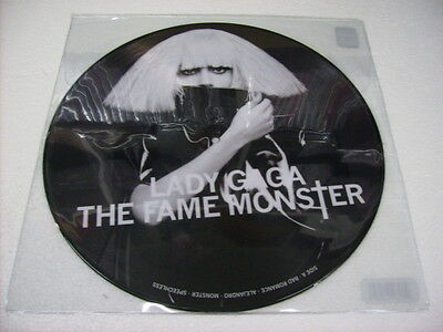 Lady Gaga - The Fame Monster - Lp Picture Vinyl 2009