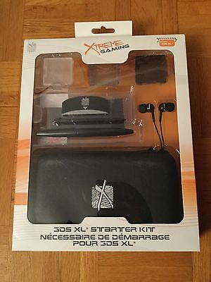 Xtreme Gaming 3DS XL Starter Kit