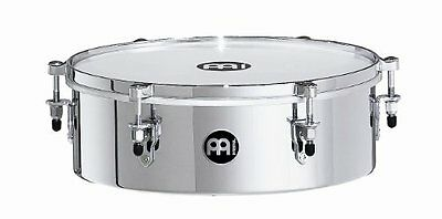Meinl 13 inch Drummer Timbale - Chrome