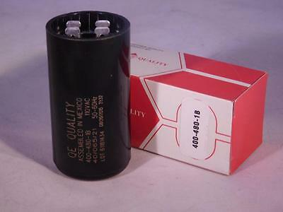 400 - 480 MFD 110-125 vac Electric Motor Start Capacitor uf HVAC volts