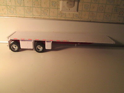 White Rear Trailer Scale Dioramas For Parts