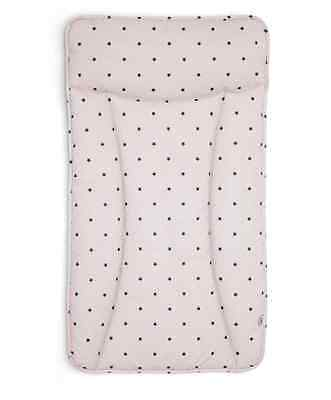 Mamas and Papas -  PVC Changing Mat / Mattress - NEW Mini Pink Star - BRAND NEW