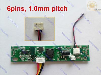 "LED Universal Inverter Board 6 pin 1.0mm pitch for 15""-24"" LED panel controller"