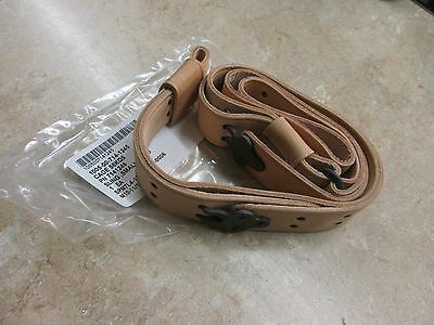 M1907 Leather Sling M1 Garand 1903 Us Genuine Military New Unissued 7.62Mm 308