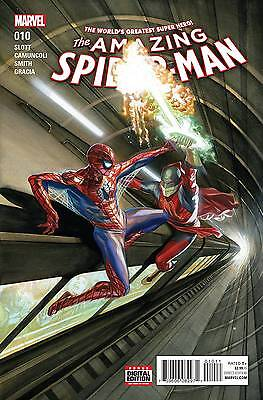 The Amazing Spider-Man #10 Marvel Comics 2016