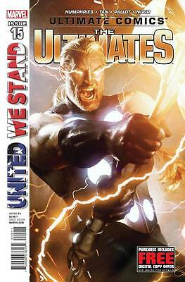 Ultimate Comics Ultimates #15 Divided We Fall Marvel Comics