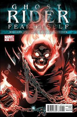 Ghost Rider #1 Fear Itself (2011) Marvel Comics