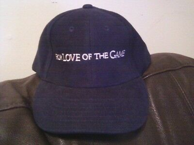 For Love Of The Game 1999 Universal Studios Movie Company Promotional Hat
