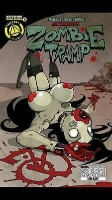 Zombie Tramp #1 Aod Collectables Exclusive Limited 1 Of 250 Variant Cover