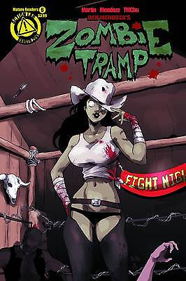 Zombie Tramp Ongoing #6 (Mr) Danger Zone