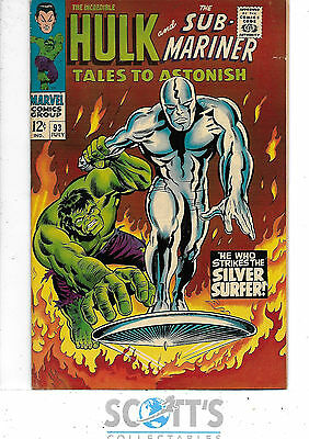 Tales To Astonish  #93  FN+