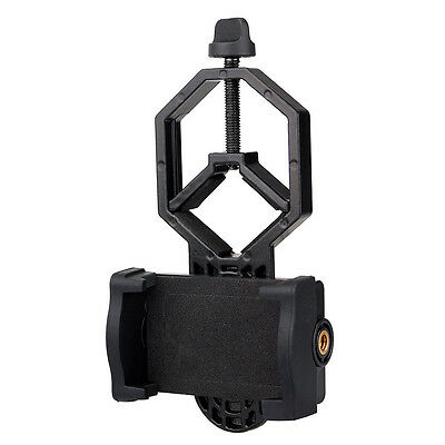 Universal Telescope Cell Phone Mount Adapter for Monocular Spotting Scope Eyepie