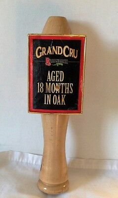 Rodenbach Grand Cru Beer Tap Wooden  Handle  H2