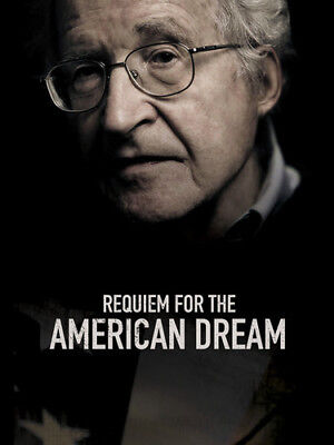 Requiem for the American Dream [New DVD] Manufactured On Demand, Ac-3/Dolby Di