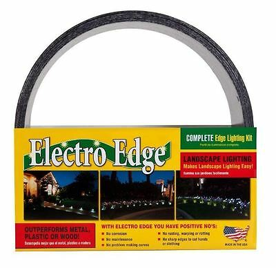 New 5 in. x 20 ft. Weatherproof Flexible Fiberglass Edging Without Transformer