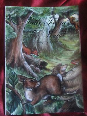 TALES FROM THE WOOD ROLEPLAYING GAME. RPG OOP Beyond Belief Games -VERY RARE