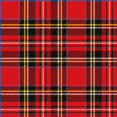 20 Ambiente 3 Ply Paper Napkins Serviettes Scottish Red Tartan Plaid Lunch Party