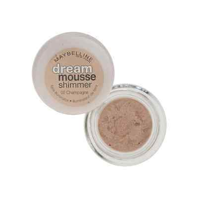 Maybelline Dream Mousse Shimmer Face Illuminator 02 Champagne