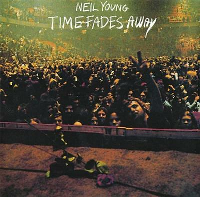 Neil Young - Time Fades Away - 140gram Vinyl LP & Download *NEW*
