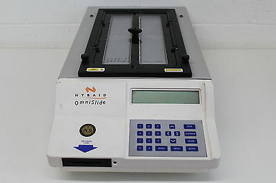 Fisher Scientific: Hybaid OmniSlide Thermal Incubation Cycler System HBOSBB110