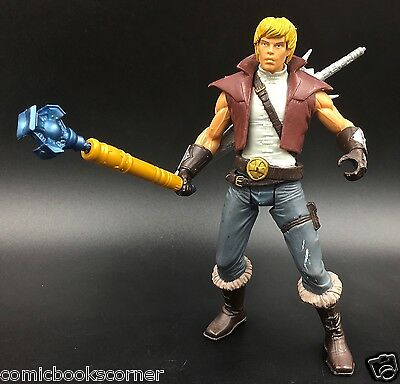 He-Man and the Masters of the Universe 200X PRINCE ADAM 100%  Complete MOTU