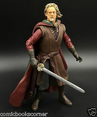 "Lord of the Rings Trilogy ToyBiz 6"" Scale PRINCE THEODRED 100% Complete Hobbit"