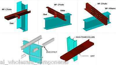 8 in. C/Z Purlins/Girts (ON SALE!)