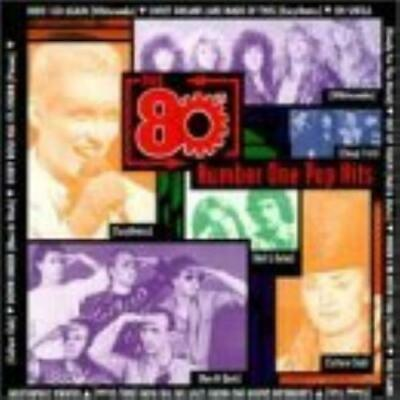 Various Artists : 80s #1 Pop Hits CD