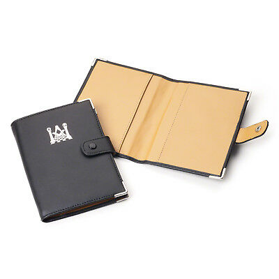 Quality Masonic Soft Leather Ritual Book Cover, Lodge Freemasons Ritual Book