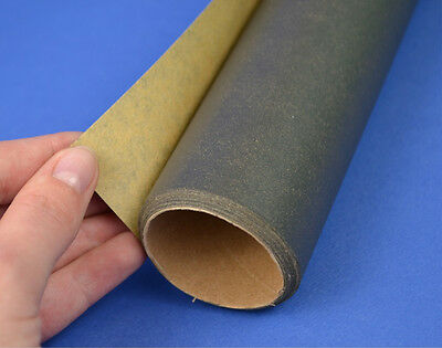 5m Roll of Wrapping Paper - Kraft Charcoal Black | Christmas Gift Wrap Supplies