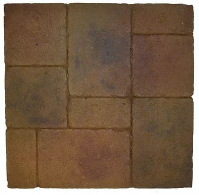 New Monterey Chardonnay 18 in. Thin Overlay Paver 4-Pieces 9 sq. ft. per Box