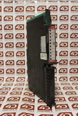 Symax / Square D 8030 HOM-231 Output Module 8 Point 240VAC - Used - Series C