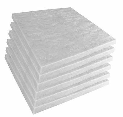New 24 in. x 24 in. High-Density Plastic Resin Extra-Large Paver Pad Case of 6