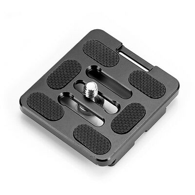 """Universal Quick Release Plate 1/4""""Replace for Sirui TY-50X G KX Tripod Ball Head"""