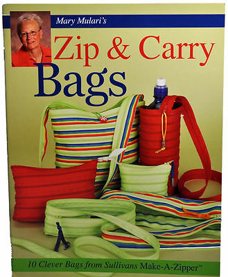 Zip & Carry Bags Book MMZCBK