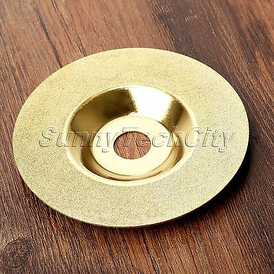 100mm Diamond Grinding Wheel Cutting Off Polishing Disc Rotary for Angle Grinder