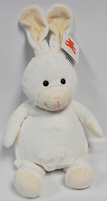EB Embroider Buddy Bunny 16 Inch Embroidery Stuffed Animal