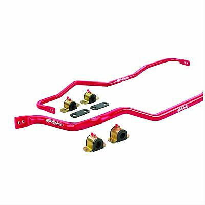 "Hotchkis Sway Bars Red Steel Front 1 1/4""/Rear 3/4"" Dias Lexus IS300 22410"
