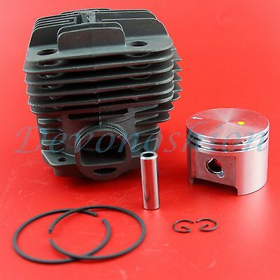 49Mm Cylinder Piston Wt Ring For Stihl Ts400 Concrete Cut-Off Saw 4223 020 1200