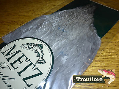 Metz Dun Hen Neck #1 For Wings & Soft Hackle Flies- New Fly Tying Cape Feathers