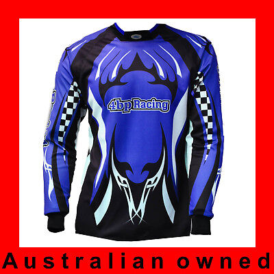 4BP MOTOCROSS MX Senior/Adult Jersey - Motox clothing