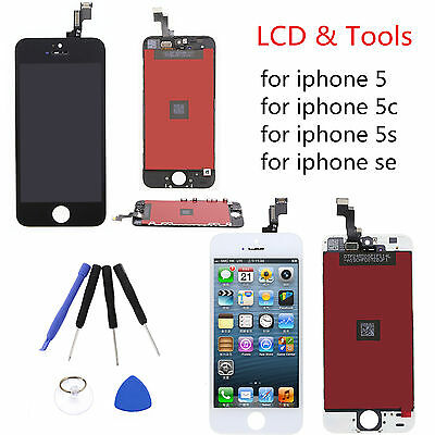 For iPhone 6 7 8 Plus Replacememnt LCD Screen Touch Digitizer Glass Len Assembly