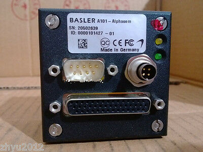 1PC Used BASLER A101 Industrial Camera Teated