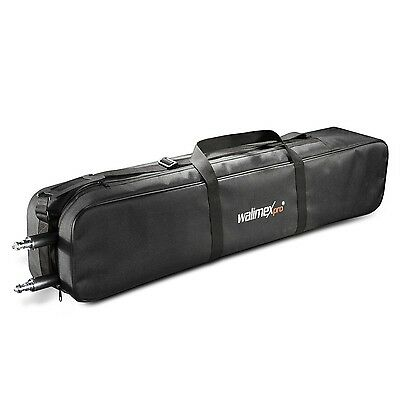 Walimex Pro tripod bag for lamp and camera tripods or studio accessories (len...