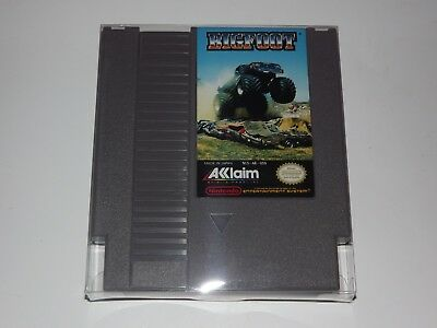 Nintendo NES Game BIGFOOT Clean & Tested with Clear Sleeve & Guarantee