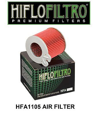 HiFlo HFA1105 Honda CH150 Elite CH 150 Scooter Replacement Cleaner Air Filter