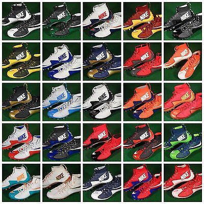 New Nike Vapor Untouchable TD Football Cleats NFL PF Always adding new colors!