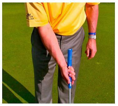 EyeLine Golf - Lifeline Training Putting Grip - Now Only £14.99 + FREE Delivery
