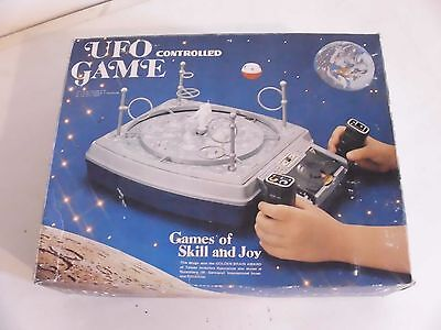 Vintage 70S Ufo Controlled Game Joy Stick Nice!