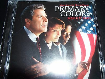 Primary Colors Music From The Motion Picture CD Music By Ry Cooder – Like New